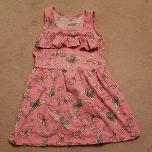 🦋Carter's Toddler Girl 3T Tank Dress